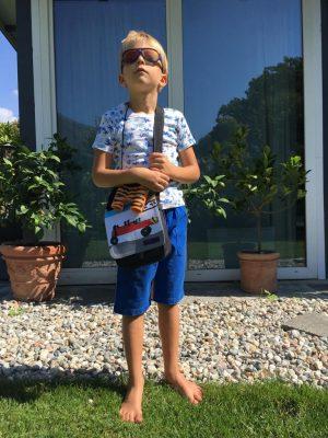 Kindergartentasche 'Auto'