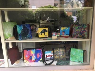 Schaufenster von LAVAePIÙ in Tenero 2019