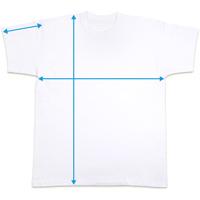 Grösse T-Shirt Mann